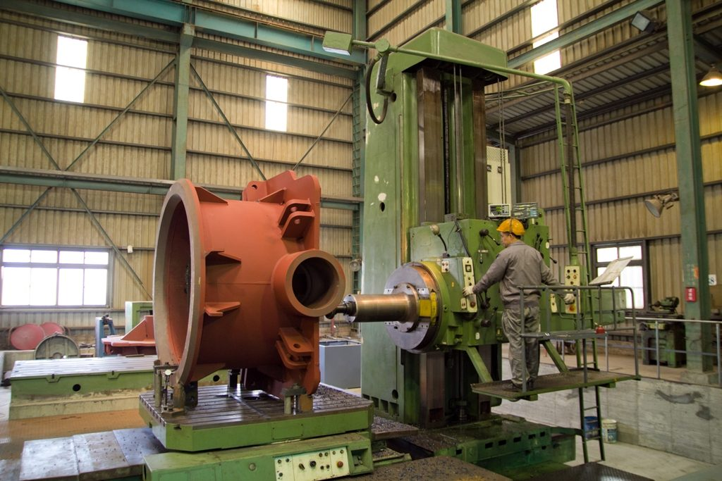 Minyu German Boring Machine 160mm