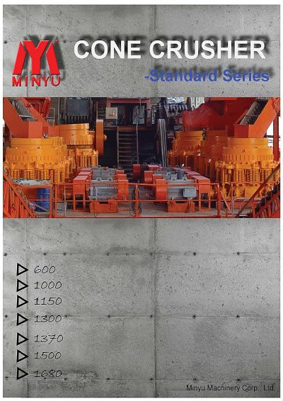 Minyu Standard Cone Crusher Flyer