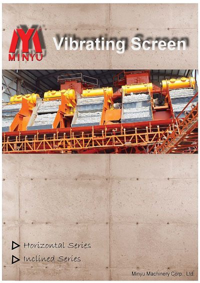 Vibrating Screen Minyu Flyer