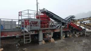 Minyu McLanahan 300hp high speed cone crusher
