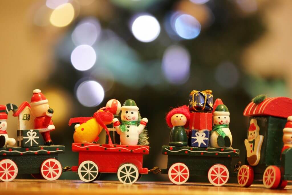 Cute Christmas parade image
